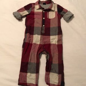 Baby Gap Lined Cotton One Piece Size 18-24 Months